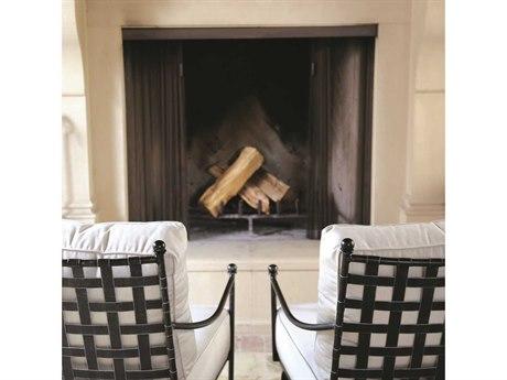 Sunset West Provence Wrought Iron Lounge Set