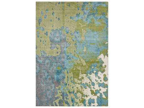 Surya Aberdine Rectangular Lime Area Rug
