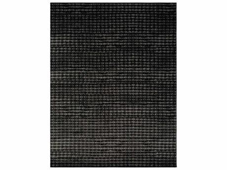 Surya Amadeo Rectangular White, Light Gray & Medium Gray Area Rug