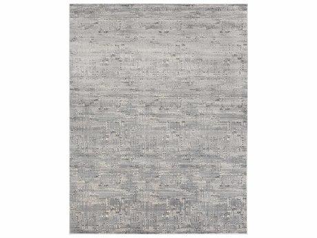 Surya Amadeo Rectangular Light Gray, Cream & Medium Gray Area Rug