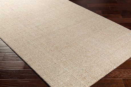Surya Aiden Rectangular Khaki & Cream Area Rug