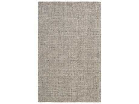 Surya Aiden Rectangular Medium Gray & Khaki Area Rug