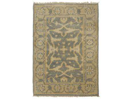 Surya Ainsley Rectangular Medium Gray, Tan & Khaki Area Rug