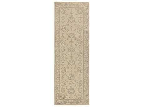 Surya Ainsley 2'6'' x 8' Rectangular Charcoal Runner Rug