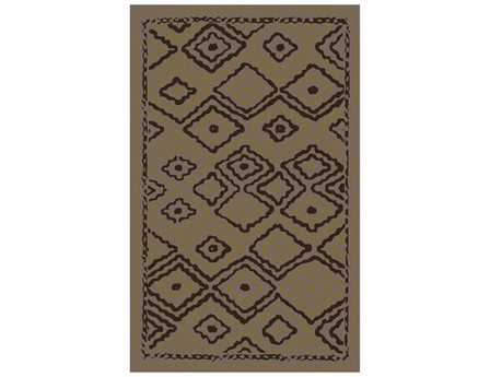 Surya Alameda Rectangular Green Area Rug