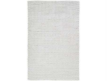 Surya Anchorage Rectangular White Area Rug