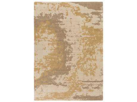 Surya Andromeda Rectangular Khaki, Camel & Taupe Area Rug