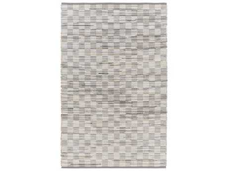 Surya Apis Rectangular Light Gray Area Rug