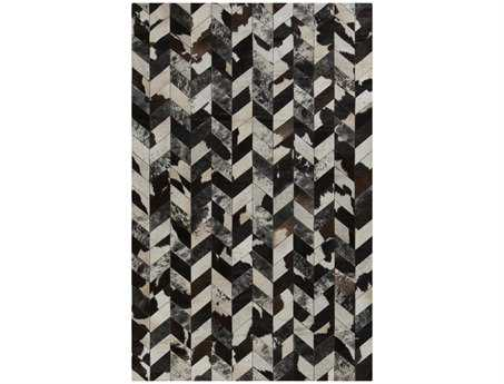 Surya Appalachian Rectangular Gray Area Rug