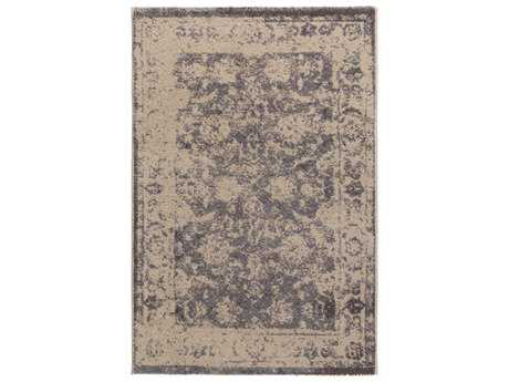 Surya Apricity Rectangular Cream & Medium Gray Area Rug