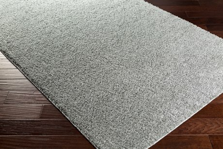 Surya Arlie Rectangular Light Gray Area Rug