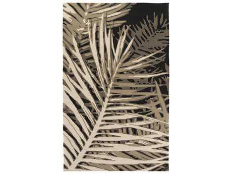 Surya Artisan Rectangular Olive & Charcoal Area Rug