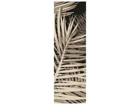Surya Artisan 2'6'' x 8' Rectangular Olive & Charcoal Runner Rug