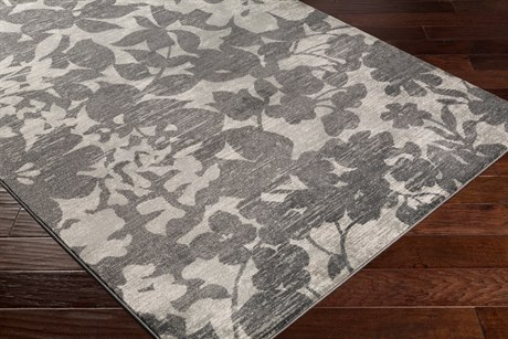 Surya Allegro Rectangular White, Khaki & Moss Area Rug