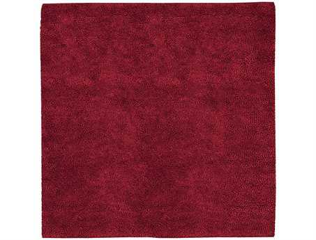 Surya Aros 8' Square Red Rug