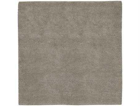 Surya Aros 8' Square Gray Area Rug