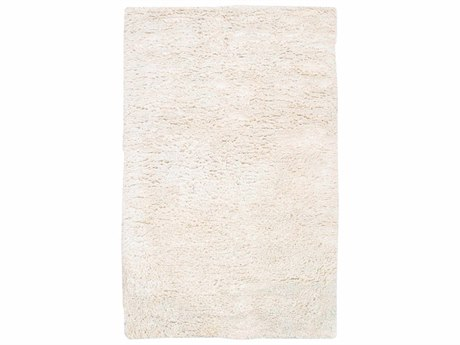 Surya Ashton Rectangular White Area Rug