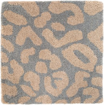 Surya Athena Blue 2' x 4' Hearth Rug