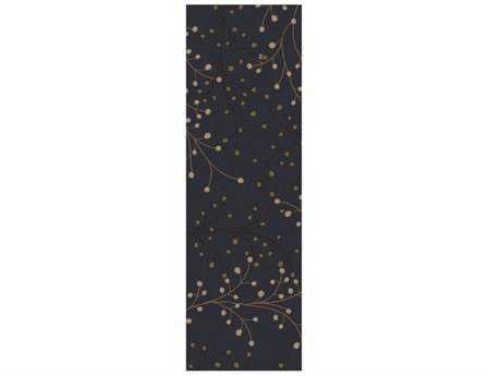 Surya Athena 2'6'' x 8' Rectangular Gray Runner Rug