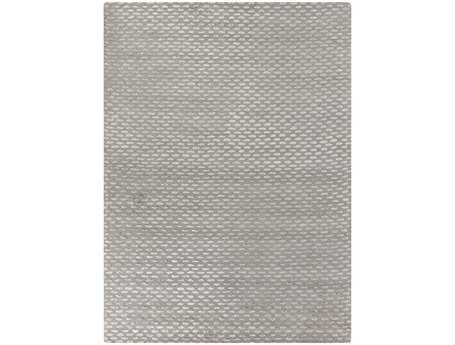 Surya Atlantis Rectangular Gray Area Rug