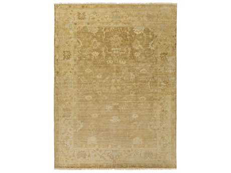 Surya Antique Rectangular Tan, Khaki & Wheat Area Rug