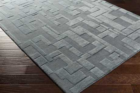 Surya Antoinette Rectangular Denim Area Rug