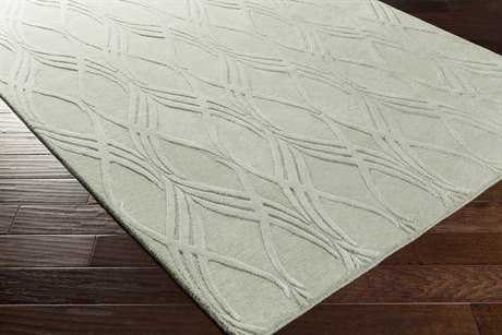 Surya Antoinette Rectangular Sea Foam Area Rug