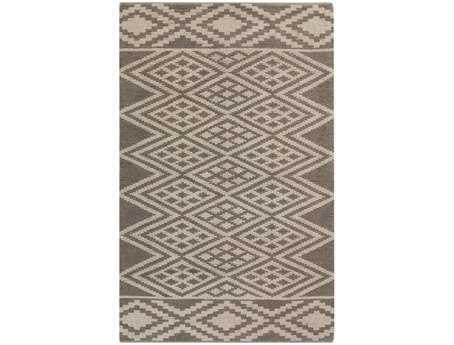 Surya Aztec Rectangular Brown Area Rug