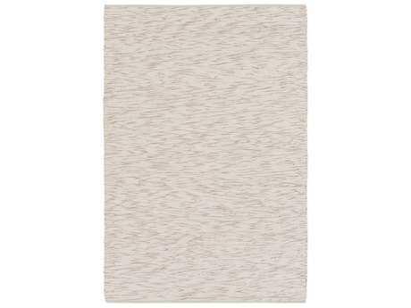 Surya Azizi Rectangular Medium Gray & Ivory Area Rug