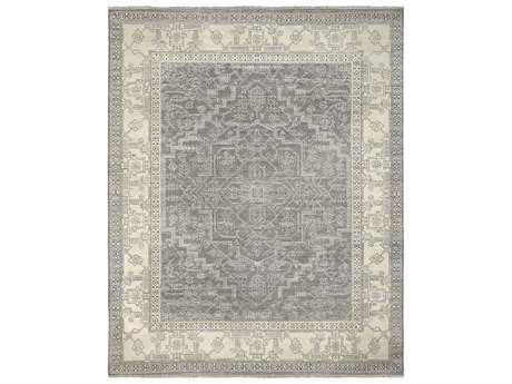 Surya Bala Rectangular Light Gray Area Rug