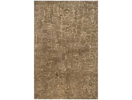 Surya Banshee Rectangular Brown Area Rug