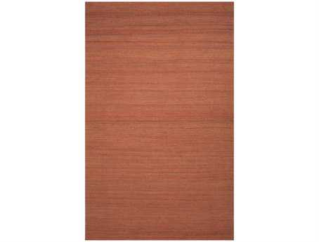 Surya Bermuda Rectangular Orange Area Rug
