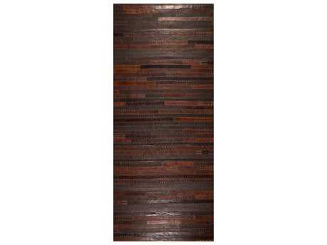 Surya Belt 2'6'' x 8' Rectangular Chocolate Runner Rug