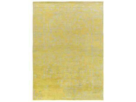 Surya Bagras Rectangular Lime & Light Gray Area Rug