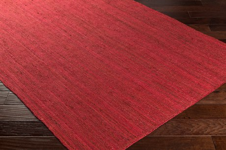 Surya Brice Rectangular Rose Area Rug