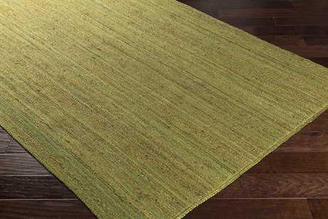 Surya Brice Rectangular Dark Green & Khaki Area Rug
