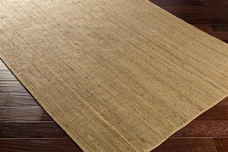 Surya Brice Rectangular Cream & Camel Area Rug