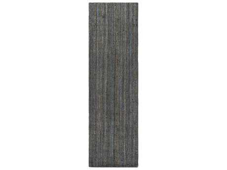 Surya Brice 2'6'' x 8' Rectangular Navy, Denim & Cream Runner Rug