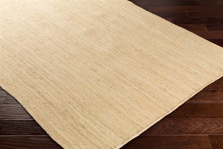 Surya Brice Rectangular Cream Area Rug