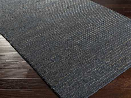 Surya Blend Rectangular Slate Area Rug