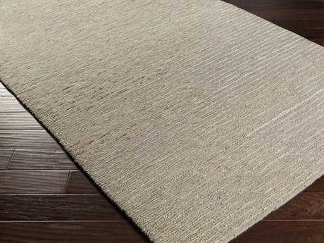 Surya Blend Rectangular Gray & Beige Area Rug