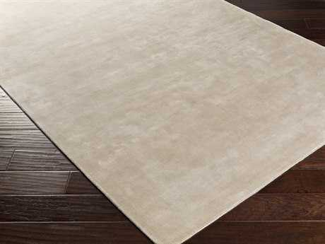Surya Bellatrix Rectangular Light Gray Area Rug