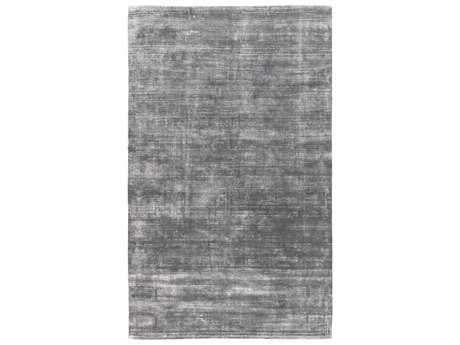 Surya Bellatrix Rectangular Gray Area Rug