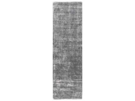 Surya Bellatrix 2'6'' x 8' Rectangular Gray Runner Rug