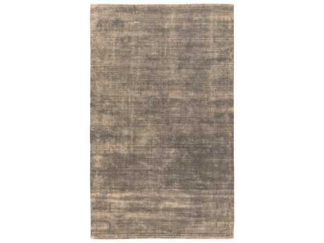 Surya Bellatrix Rectangular Taupe Area Rug