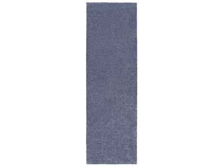 Surya Bellatrix 2'6'' x 8' Rectangular Navy Runner Rug
