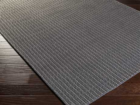 Surya Baltic Rectangular Charcoal Area Rug