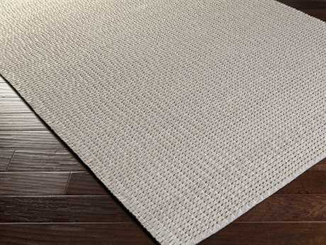 Surya Baltic Rectangular Light Gray Area Rug