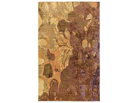 Surya Brought to Light Rectangular Tan Area Rug