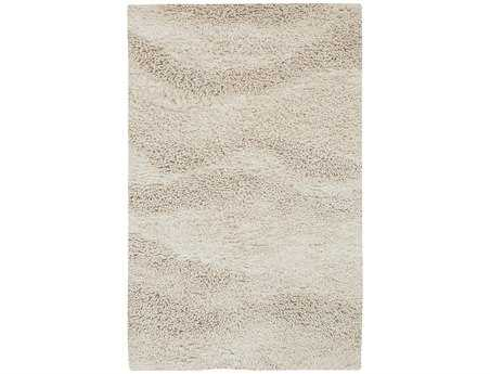 Surya Berkley Rectangular White Area Rug